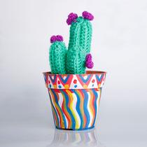 Amigurumis Cactus Tejidos Al Crochet