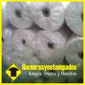 Rollos Viscosa Spun Spum Alg / Poliester Premiun Sublimacion