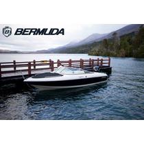 Lancha Bermuda Twenty Mercury 150hp 4t Efi 2014 0hs Nueva