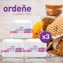 3 Cremas De Ordeñe   100% Natural. Antiedad Humectante