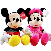 Pelush Muñeco Mickey O Minnie 50 Cm Disney + Envío Gratis