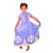 Disfraz Princesita Sofia Original New Toys