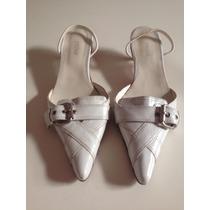 Zapato Prune Blanco
