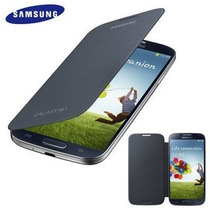 Funda Flip Cover Samsung Original Galaxy S4 I9500+ Film