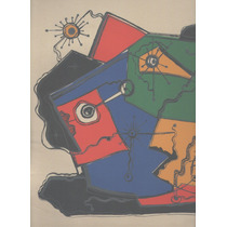 Arte Argentino Abstracto : Badii, Líbero - Firmada & Nro.
