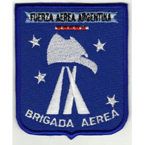 9na. Brigada Aérea Comodoro Rivadavia Faa Parches Ffaa