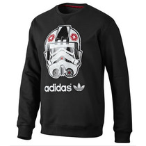 Buzo Adidas Star Wars Stormtrooper Camo Sweat Shirt