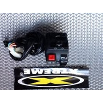 Switch Comando Cg 150 S2 Izquierdo Guiños Luces Motomel
