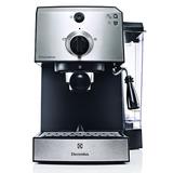 Cafetera Express Electrolux Emc10 15 Bares, Acero Inox.