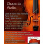 Clases Particulares De Violín & Viola, Tango Clásico Jazz