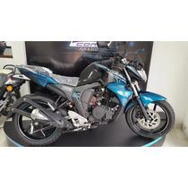 Moto Yamaha Fz-s Fi 0km 2016 Azul/naranja/blanca