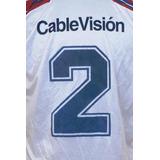 Estampado Numero Camiseta Marca San Lorenzo Titular   Sup 64f85e773c24c