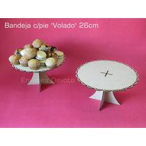 Base Para Torta 26cm Candy Bar - Fibrofacil - Golosinas