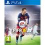 Fifa 16 Ps4 Digital | Oferta | Juga Con Tu Usuario!