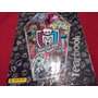 Album De Figuritas Monster Hight-incompleto