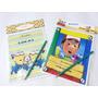 Cuadernos Rayados 48 H. Tapa Blanda Personalizada - Souvenir