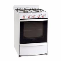 Cocina Patrick Cps1656bvs Blanca Multigas 56cm 12 Cuotas