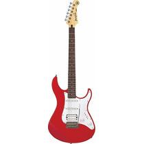 Guitarra Yamaha Pacifica Pac112j Rm Red Metallic Nueva