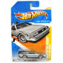 Hot Wheels Auto Volver Al Futuro De Lorean Juguete Original