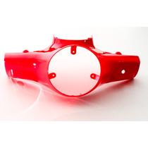 Carcasa / Mascara Optica (rojo) Strato Euro 150 Motomel