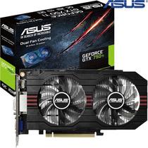 Video Geforce Nvidia Gtx750ti 2gb Ddr5 Gamer Gtx 750ti 4k