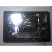 Carcasa Pantalla Notebook Compaq Cq56 Con Webcam