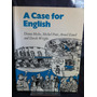 A Case For English Student's Book By Michael Poteet Z4