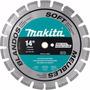 Disco Makita 94627 Diamantado 355mm Para Concreto Hard