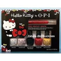 Opi Mini Hello Kitty Colección 2016 Edición Limitada
