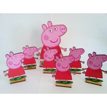 Peppa Pig - Peppa Hada Souvenirs Fibrofacil X 25 U + Central