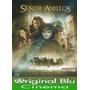 El Señor De Los Anillos : La Comunidad Del Anillo Dvd Orig.