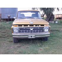 Ford F 100 V8