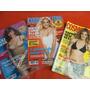 Cosmopolitan Lote De 3 Revistas Año 2011 Excelentes