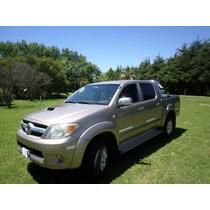 Toyota Hilux 4x2 Srv 3.0 Tdi 2007