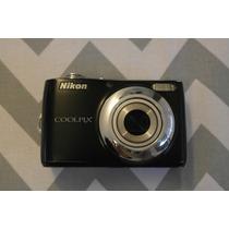 Nikon Camara Digital Coolpix L22 10pts! Liquido! Hot Sale!