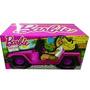 Auto Jeep Safari Barbie Fashion Stickers -palermo -envíos