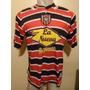Camiseta Fútbol Chacarita Juniors Tbs Suplente 2009 2010 L