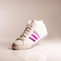 Zapatillas Adidas Neo Se Daily Hi Qt, Nuevas,orig. En Caja!!