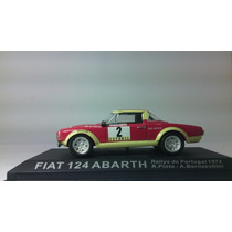 Autos De Colección Altaya Fiat 124 Aa0022 Milouhobbies