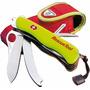 Navaja Victorinox Rescue Tool 15 Usos Amarillo Fluo 0.8623.n