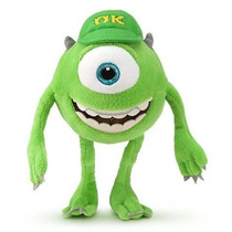 Monster University Mike Wazowski Peluche 23 Cm Disney Store