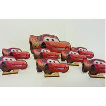 Souvenirs Fibrofacil Personajes Cars Frozen X 30 U + Central