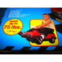 Auto Infantil A Motor Bateria Karting Luz Sonido Bocina