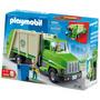 Playmobil 5938 Camion De Basura De Reciclaje - Mundomanias