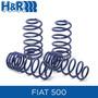 Espirales Progresivos H&r Sport Alemanes - Fiat 500