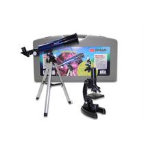 Braun Microscopio + Telescopio Set Educacional