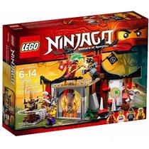 Lego Ninjago 70756 Dojo Showdown Nuevo En Stock