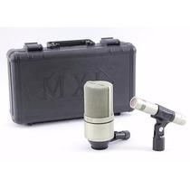 Juego De Micrófonos Condenser Mxl 990/991