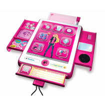 Juguete Nena Intek Bbdm3 Book Barbie