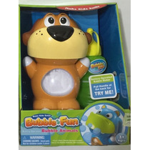 Bubble Fun Burbujero Perrito Tuni 10018c